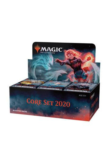 Core Set 2020 display Box (36packs)