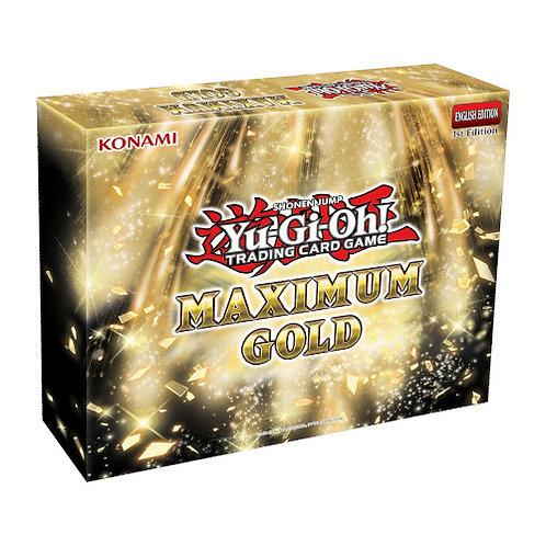 Yu-Gi-Oh : Maximum Gold Tuckbox