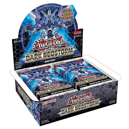 Yu-Gi-Oh : Dark Neostorm Booster Display box (24)