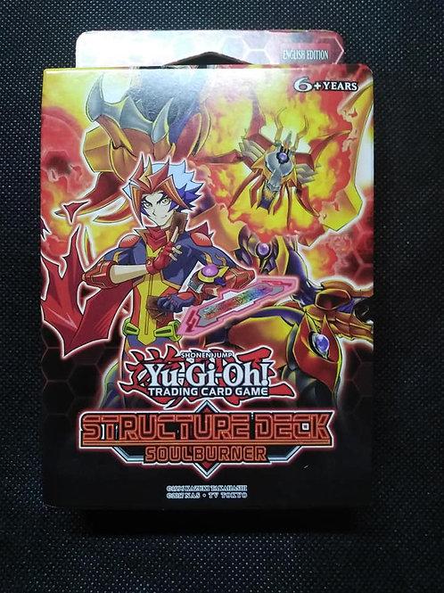 Yu-Gi-Oh: Structure Deck : SoulBurner