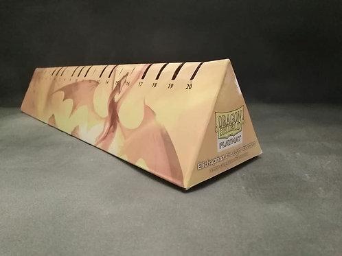 Arcane tinmen Dragon shield : Gaming playmat Matte yellow