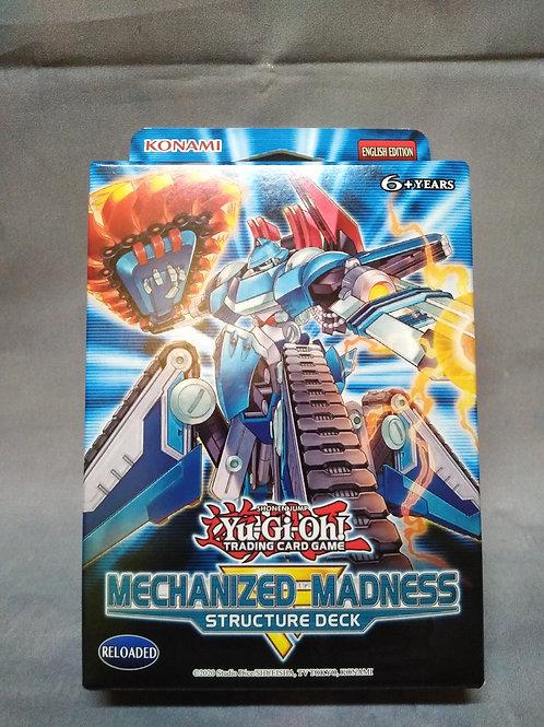 Yu-Gi-Oh: Structure deck Mechanized Madness