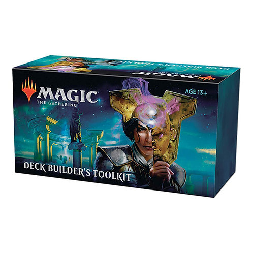 Magic The Gathering : Deck builders Tool kit Theros Theme box