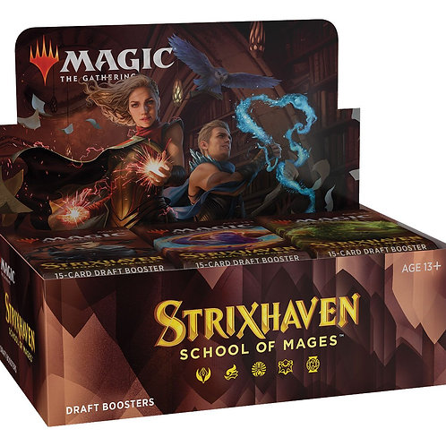 Magic The Gathering : Strixhaven School of Mages