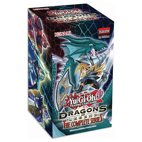 Yu-Gi-Oh!: Dragons Of Legend : The Complete Series