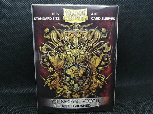 Dragon Shield: Art Brushed : General Vicar