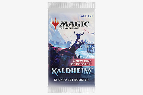Magic The Gathering : Kaldheim  Set Boosters