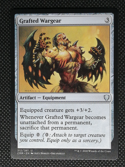 Grafted Wargear