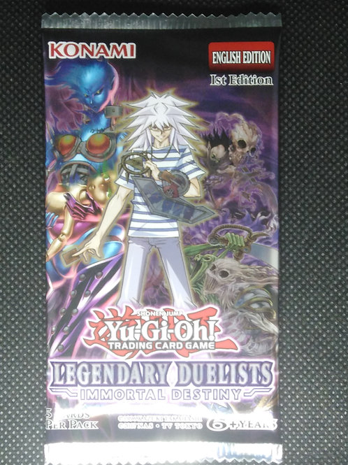 Yu-Gi-oh's : Legendary Duelists: Immortal Destiny