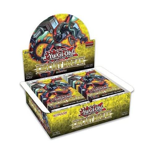 Yu-Gi-Oh! - Circuit Break Booster box (24pk)