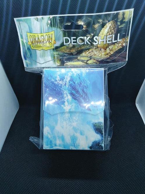 Arcane timen Dragon shield Deck Box: Art Baby blue