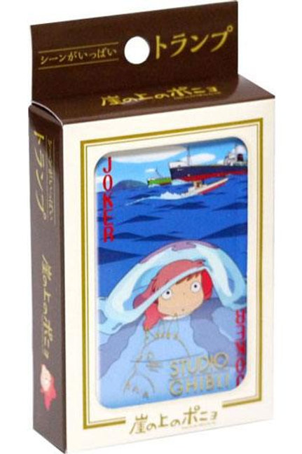 Benelic :  Ponyo Playing cards