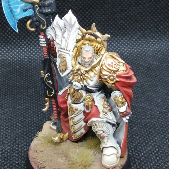 Trajan Valoris(Character Tier with Medium Basing))