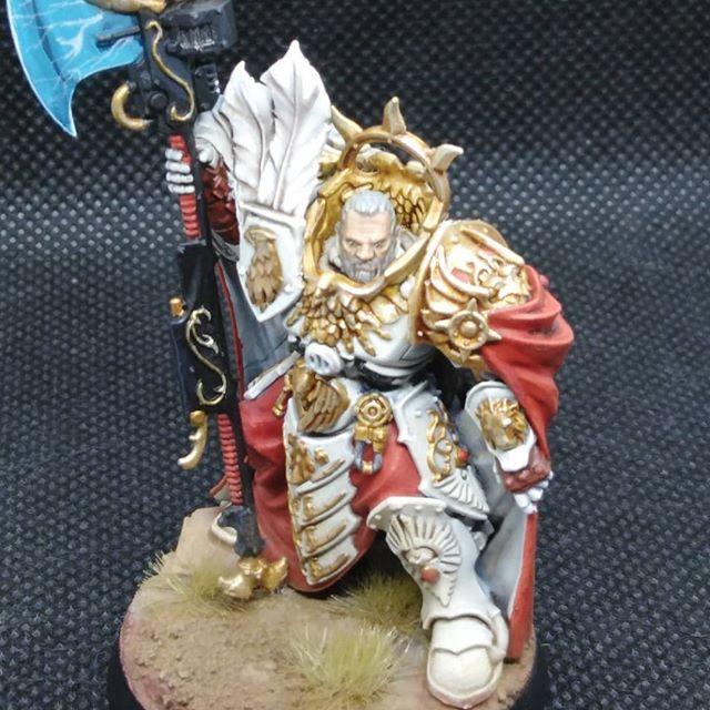 Trajan Valoris(Character Tier with Medium Basing))