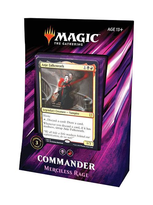 Commander 2019 deck Box