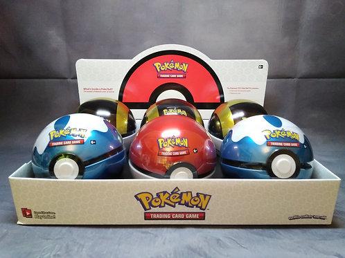 Pokemon Ball Tin 2020