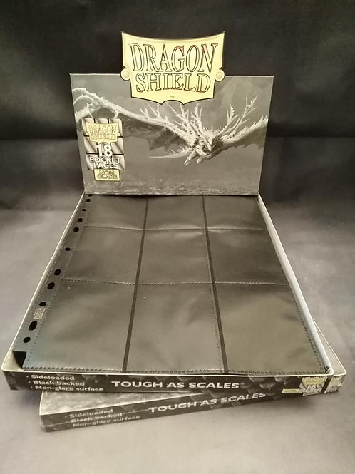 Arcane tinmen Dragon shield: A4 Matt finsih 18 pocket (50PK)
