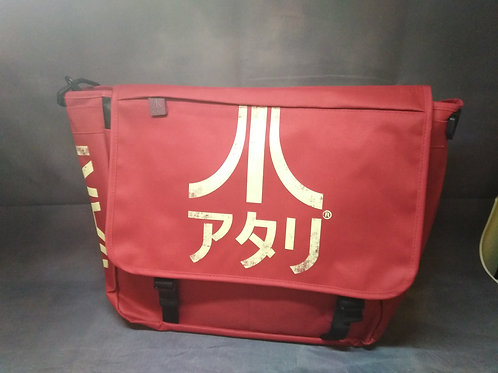 Atari Canvas Messenger Bag