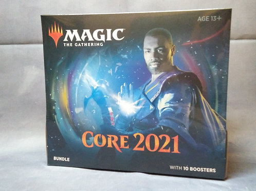 Magic The Gathering : Coreset 2021 bundle box