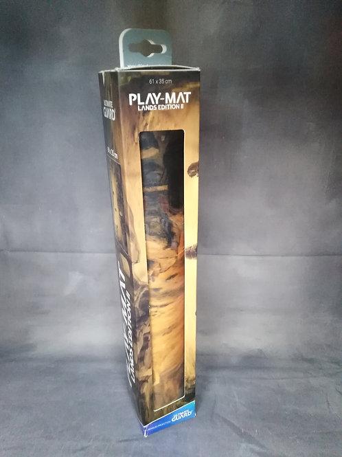 Magic The Gathering : Lands Edition II Playmat