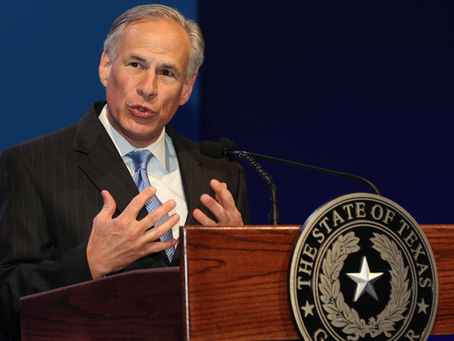 Governor Abbott Helps Texas Police