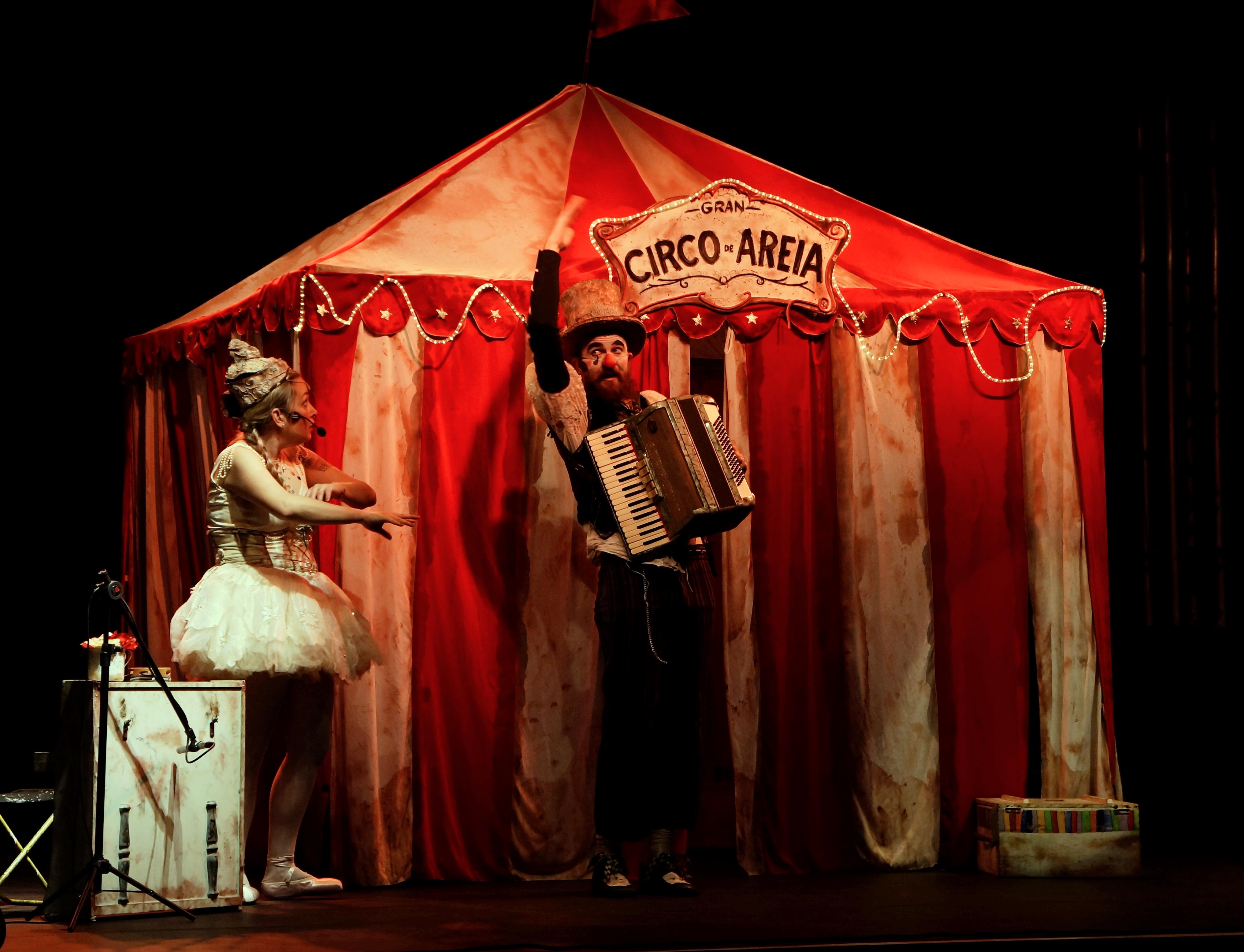 Gran Circo 01 - foto de Higaro Rosales