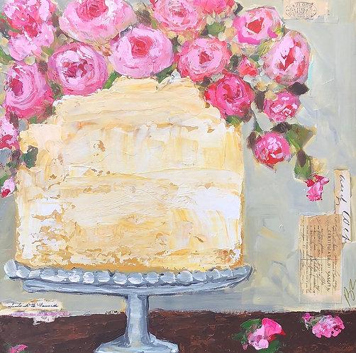 A cake for Delilah