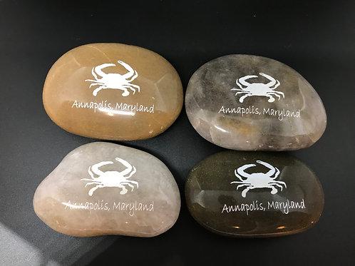 Annapolis Crab Stone
