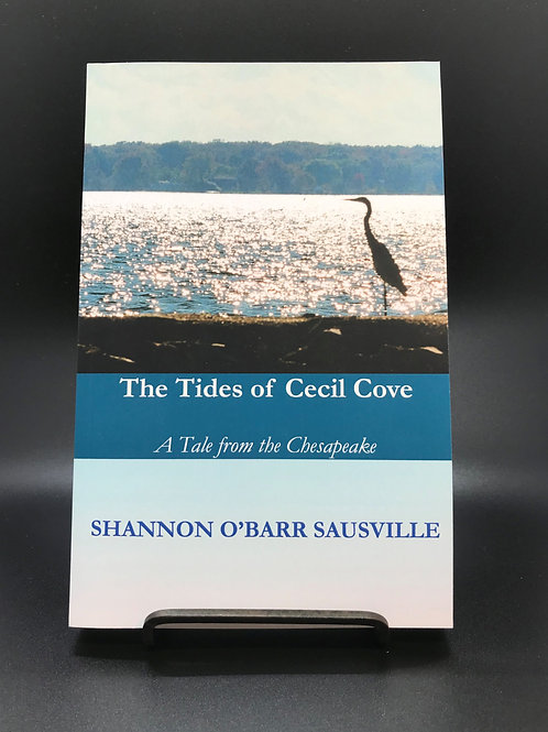 The Tides of Cecil Cove ~ Shannon O'Barr Sausville