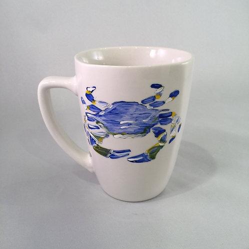 Blue Crab Mugs (set of 4)