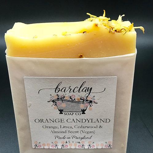 Orange Candyland