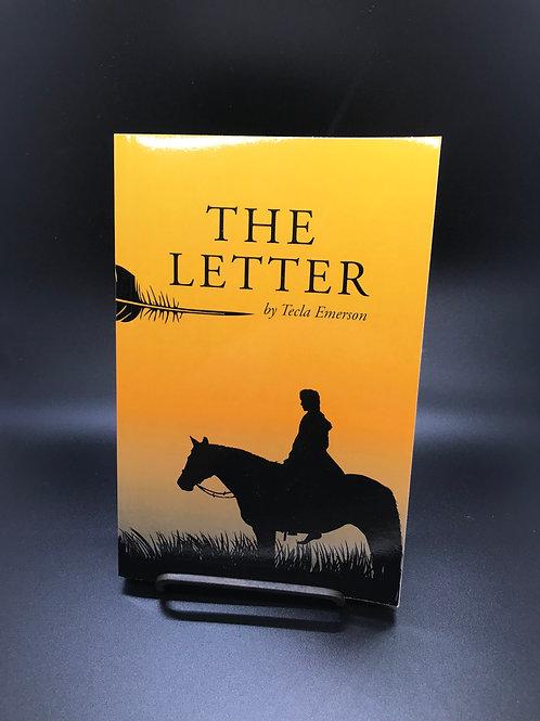 The Letter ~ Tecla Emerson