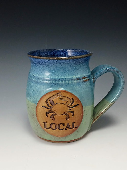 Crab Mug Local