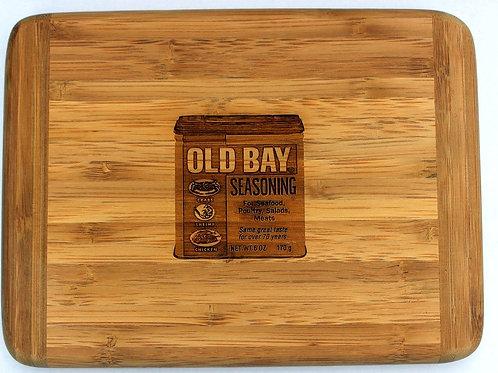 Old Bay Cutting Board