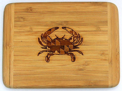 Maryland Crab Cutting Board