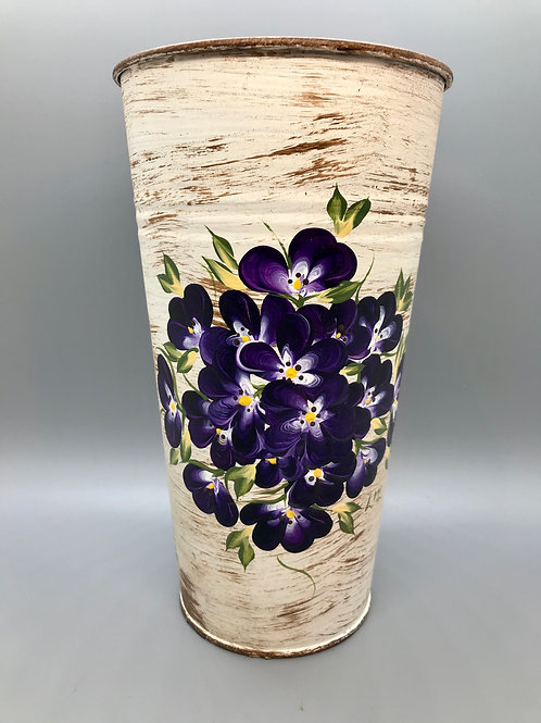french flower vase