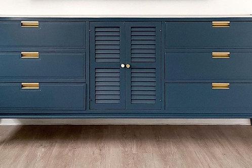Blue Dresser ~ Simpli New