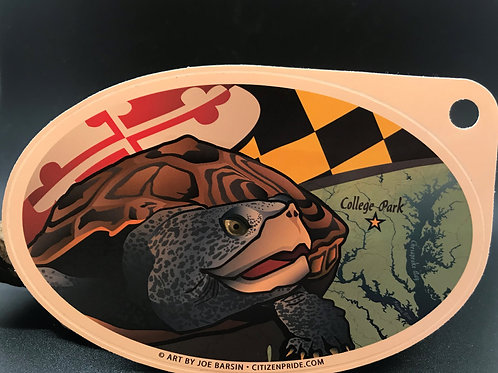 Terrapin sticker (1)