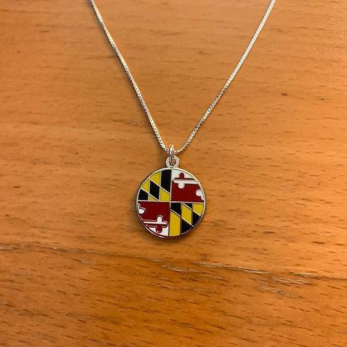 Maryland Pride Necklace