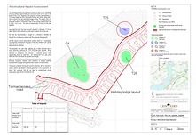 BS5837 Tree Surveys & Reports in North Wales
