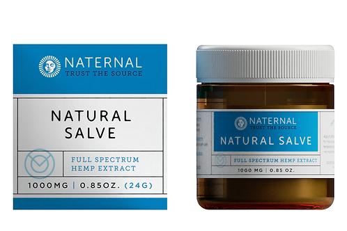 Naternal Salve Full Spectrum 1000 mg/.85 oz