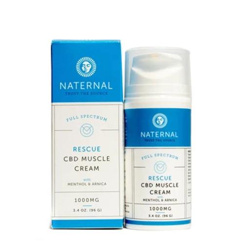 Naternal CBD Muscle Cream