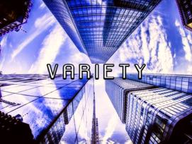Variety - Part VIII