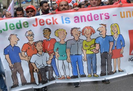 """""""Jede Jeck is anders – und dat is jot!"""""""