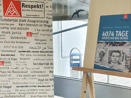 4075 Tage: Gedenken an die Opfer des NSU