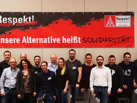 Betriebsversammlung bei STILL GmbH