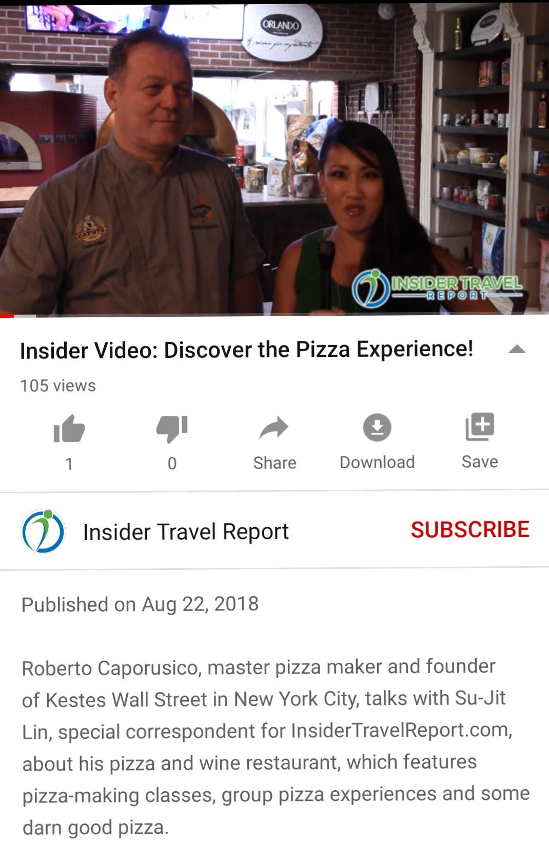 InsiderTravelReport - Keste