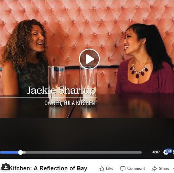 Tula Kitchen: A Reflection of Bay Sh