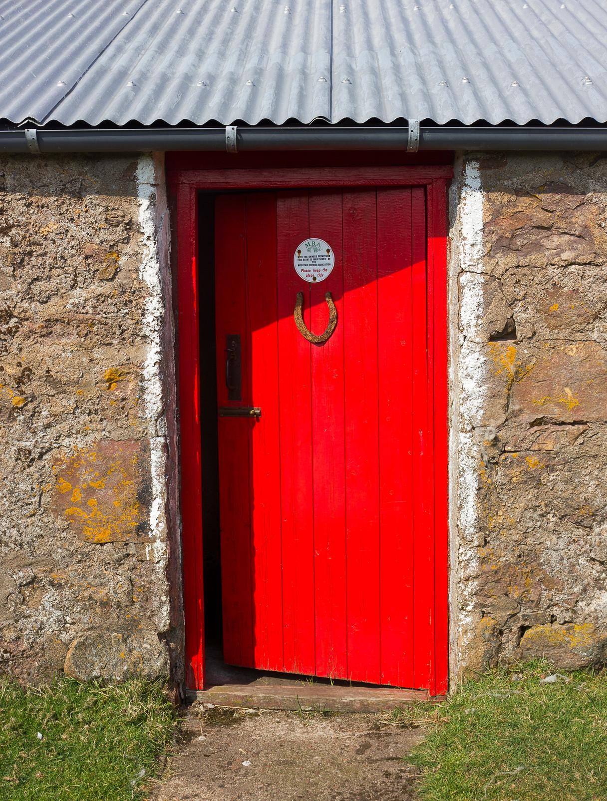 Strathchailleach Bothy, Northern Highlands