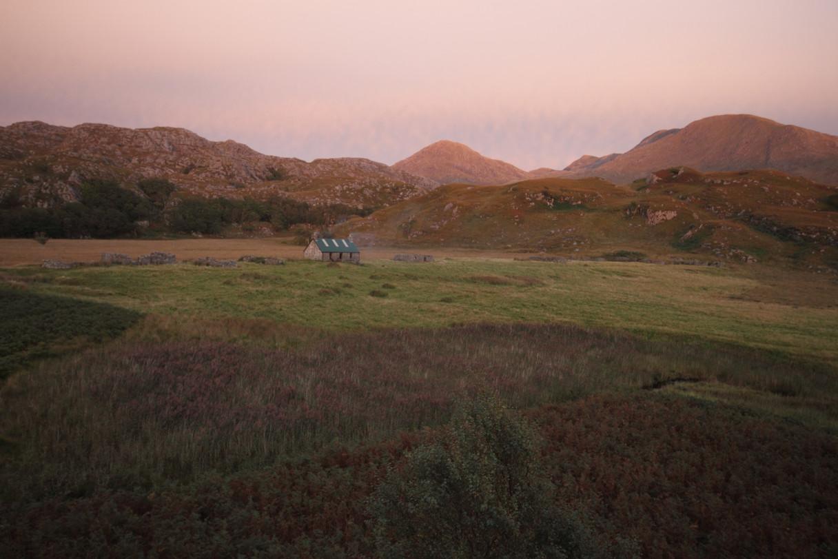 Peanmeach Bothy, Western Highlands